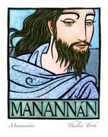 Manannan by ThaliaTook