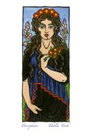 Persephone by ThaliaTook