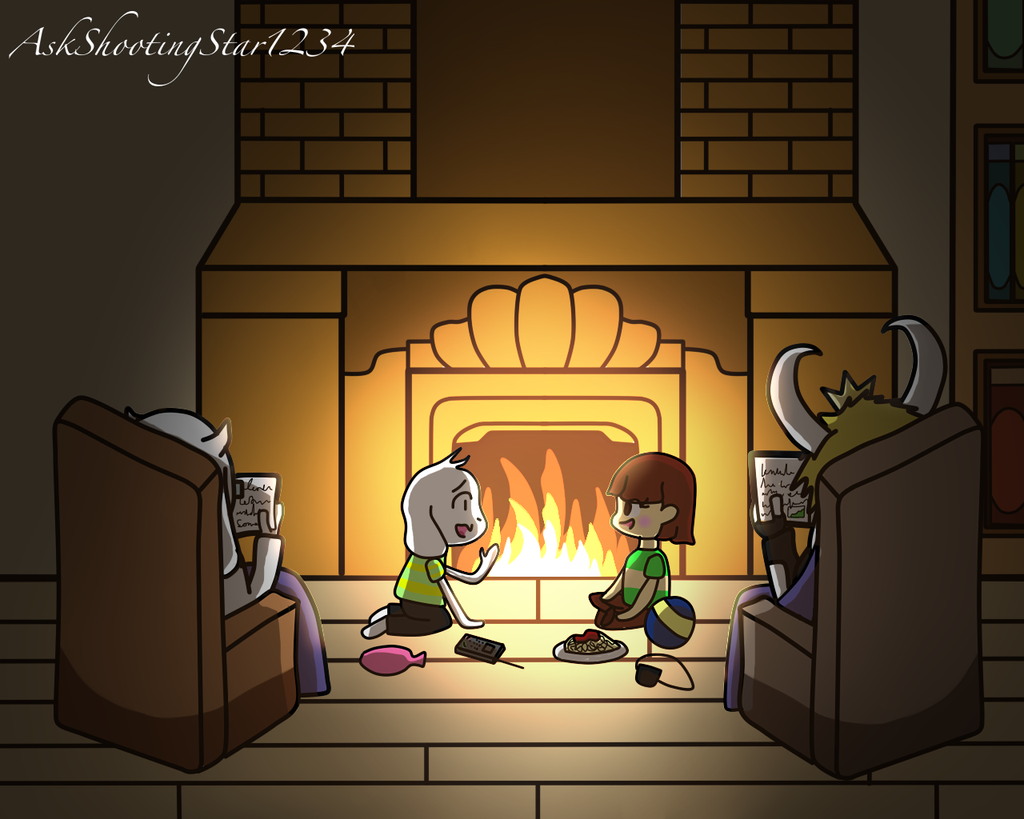 By the fire by heavelon x on deviantart - The five star student dormitories boutique style spoil ...