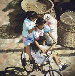 Las Tres Ninas de Nandaime by iizzyy174