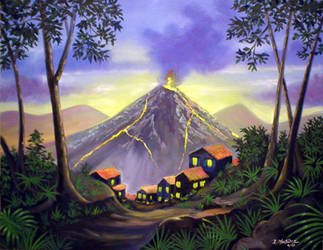 Volcan Vivo 2 by iizzyy174