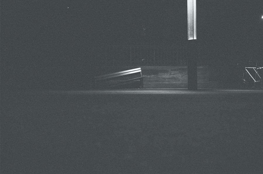 Film - XXIII - Broken Bench by Picture-Bandit
