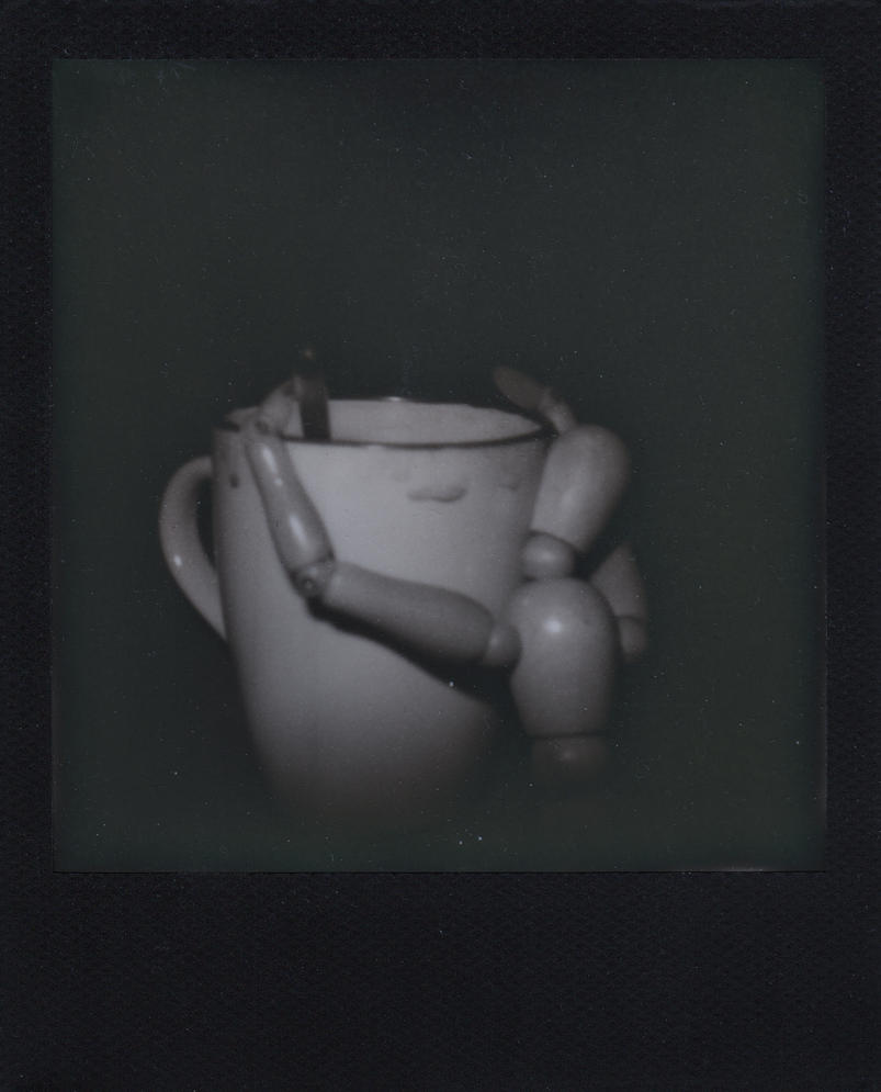 Polaroid 67 - Morning Coffee by Picture-Bandit