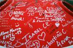 Lisboa - Colour - red bin by Picture-Bandit