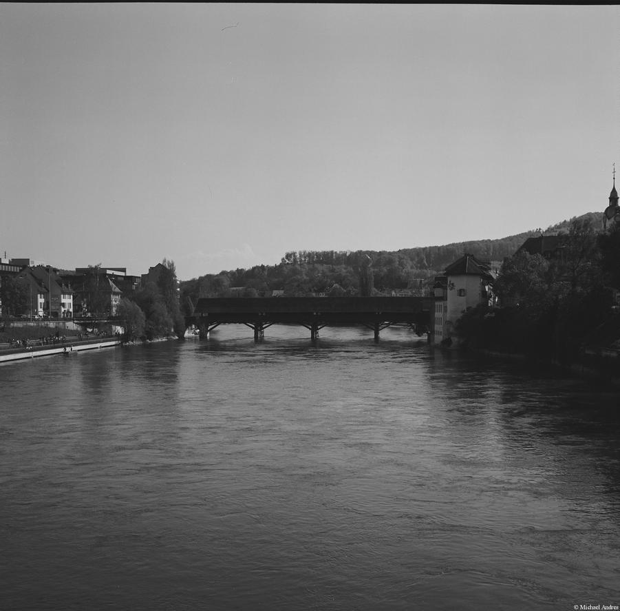 Ennea - Ilford - wooden bridge by Picture-Bandit
