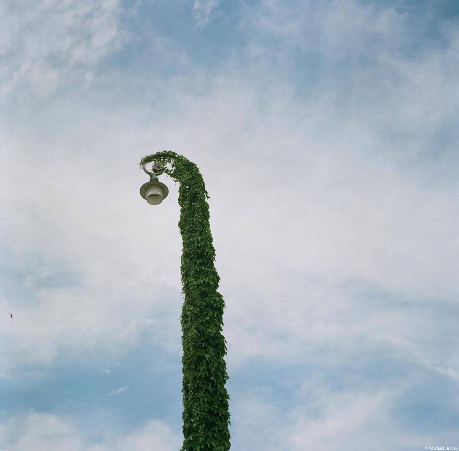 pentekaideka - Kodak - green light by Picture-Bandit