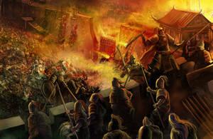 Siege warfare by chaosran