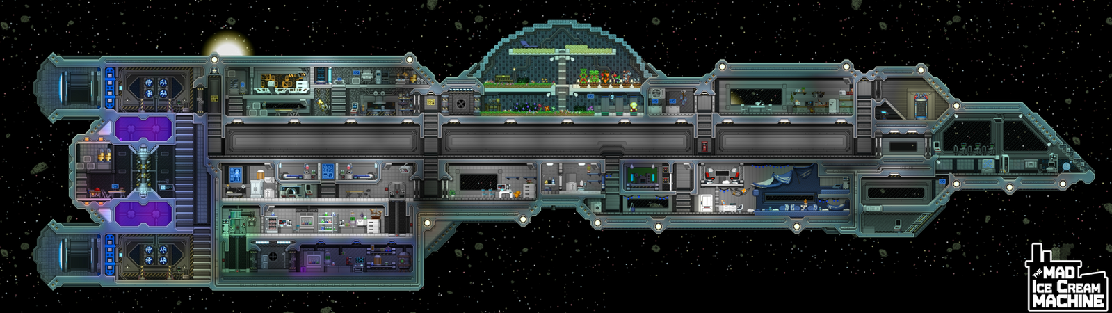 Starbound Novakid Builds Related Keywords & Suggestions