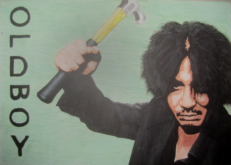 Oldboy Hammer By Archimea On DeviantArt