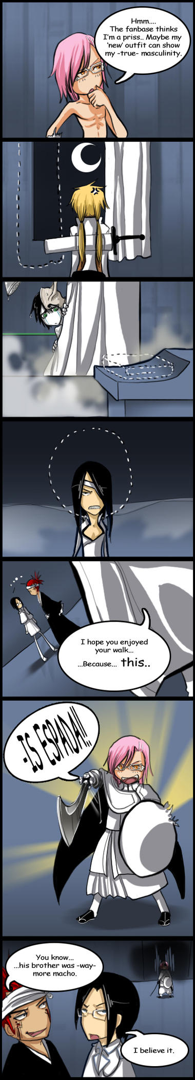 Arrancar Antics - 5 by oneoftwo