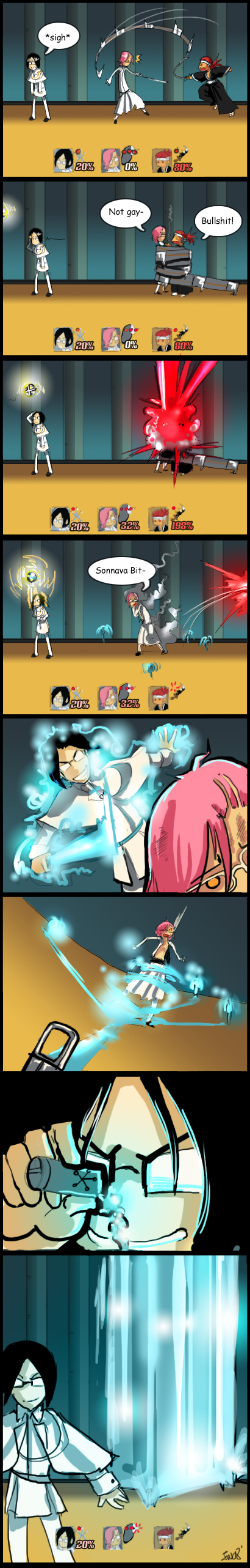 Arrancar Antics - 10 SSBB'B' by oneoftwo