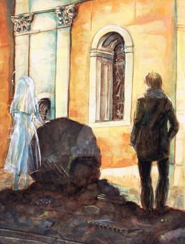 Reflection - Rome - 1959