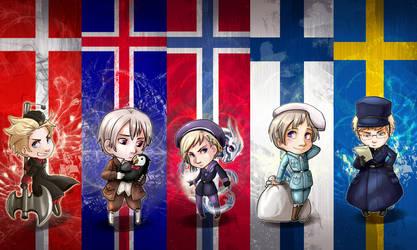 Bookmarks - Nordics
