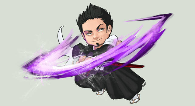 Comish -FC - Isshin by oneoftwo