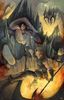 Saving Princess Knight by oneoftwo