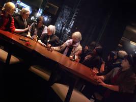 Mob's last supper