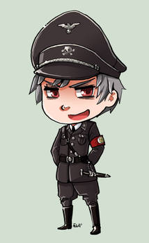 Comish - SS prussia