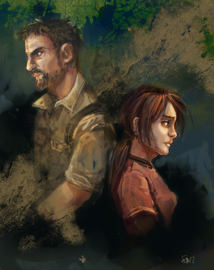 Comish - Last of Us by oneoftwo