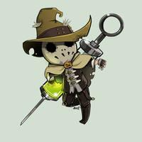 Comish - Scarecrow