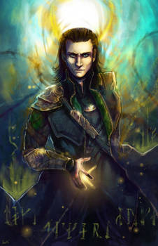 Fanart - Loki