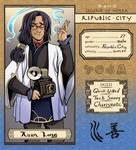 Xuan Long - Republic City App