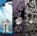 Soul Eater Bookmarks