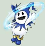 Sticker Comish - Jack Frost