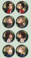 Comish OTPins - Teenwolf 3 by oneoftwo