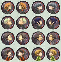 P4 OTPins - Opinion needed! by oneoftwo