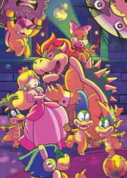Bowser's Night out