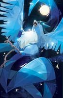 Articuno by oneoftwo