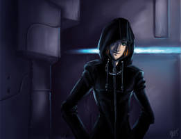 Axel hooded by oneoftwo