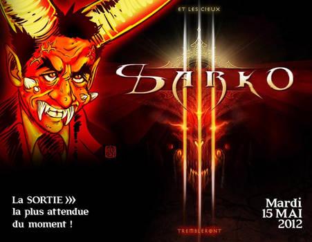 sarko 3 sortie nationale le Mardi 15 Mai !!!