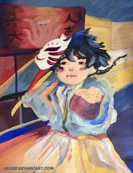 Yotaro by Jiejiep