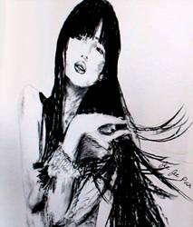 Glamorous record by Jiejiep