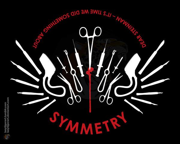 Symmetry, dear Steinman - Bioshock