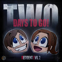 RE2 Countdown 2days