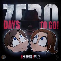 RE2 Countdown ZERO