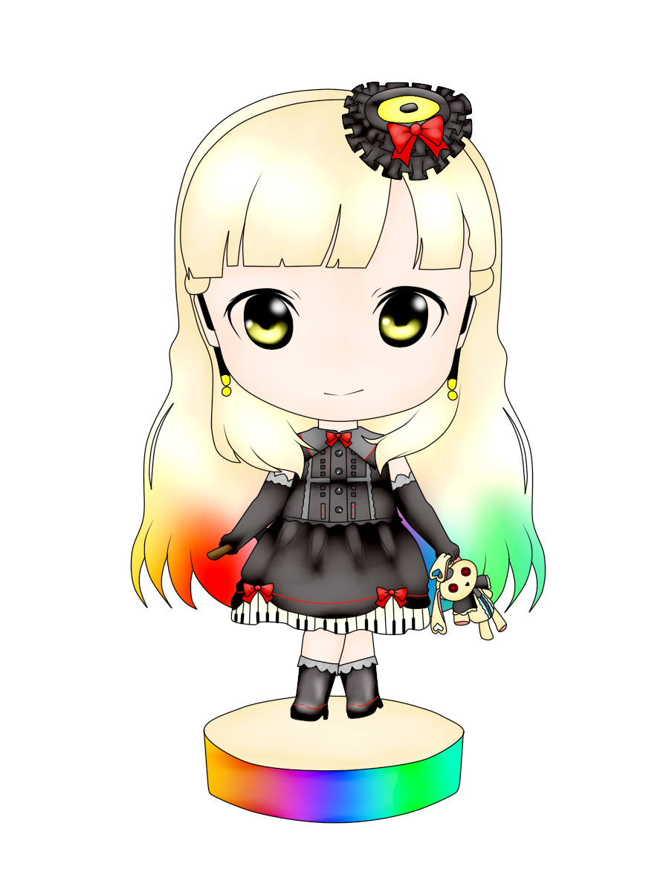 Vocaloid  Mayu  chibi  by yunuen-iMayu Vocaloid Chibi