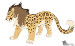 Ari The Leopon