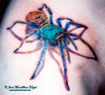 SPIDER TATTOO 2 by Heather-Chrysalis