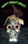 MANDARIN THE BATTY GECKO by Heather-Chrysalis