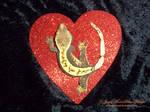 CADBURY HEART by Heather-Chrysalis