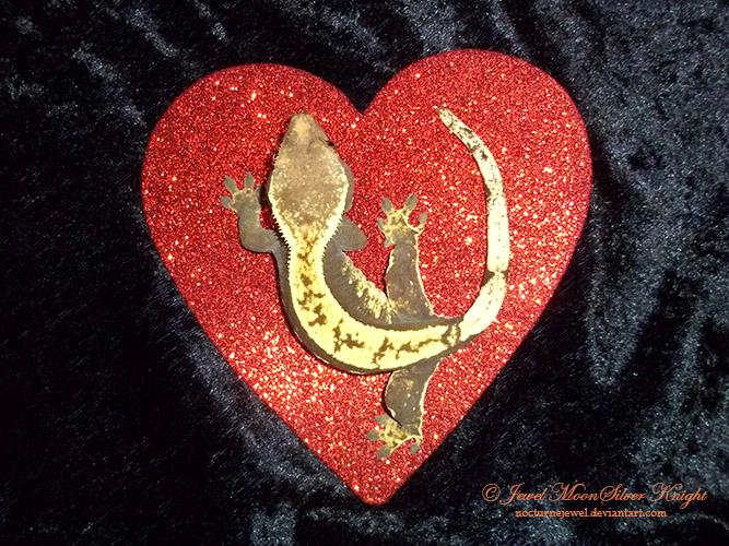 CADBURY HEART by NocturneJewel