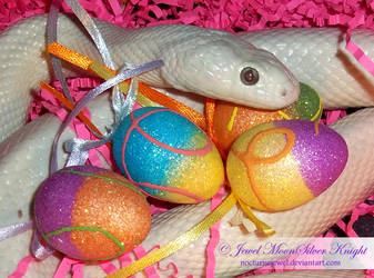 EASTER CRESCENT 2 by Heather-Chrysalis