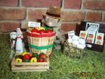 FARMER TWILIGHT'S MARKET by Heather-Chrysalis