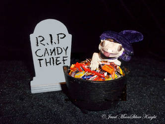 RIP CANDY THIEF! by Heather-Chrysalis
