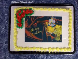 BIRTHDAY CAKE by Heather-Chrysalis