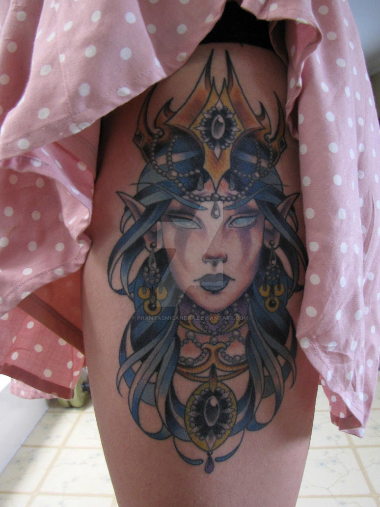 Elfen tattoo nackt teen sexy tube
