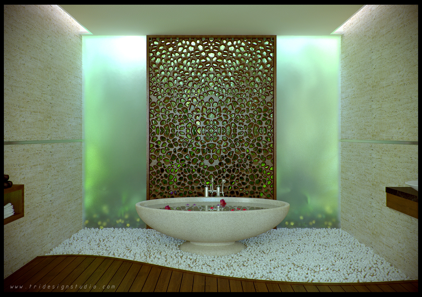 into the light bathroom 01 by outboxdesign. Diy Bathroom Decorating Ideas
